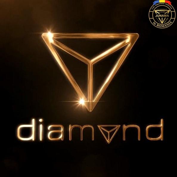 Junama diamond-logo