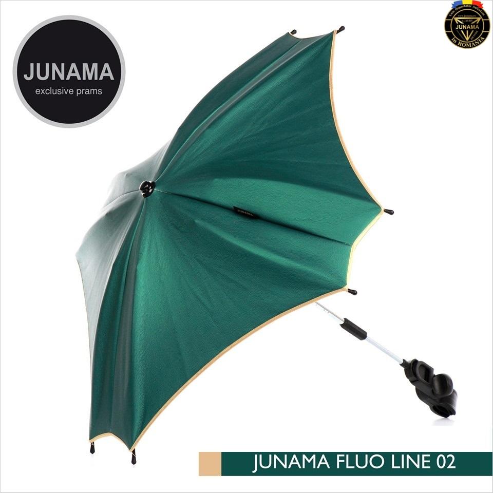 Umbrela Carucior Junama Fluo Line Green 02