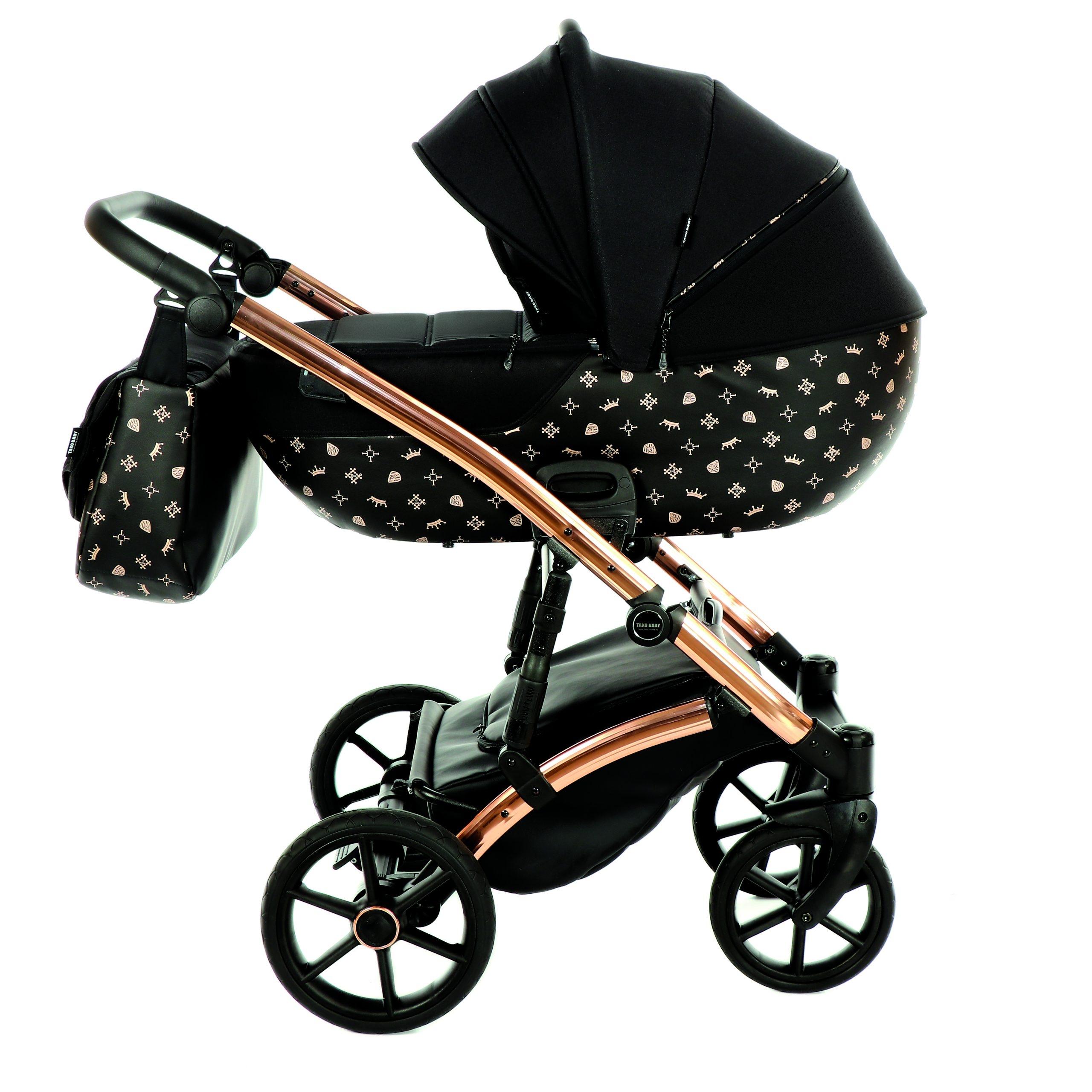 Tako Baby Laret Imperial Black 04 – Carucior 3in1