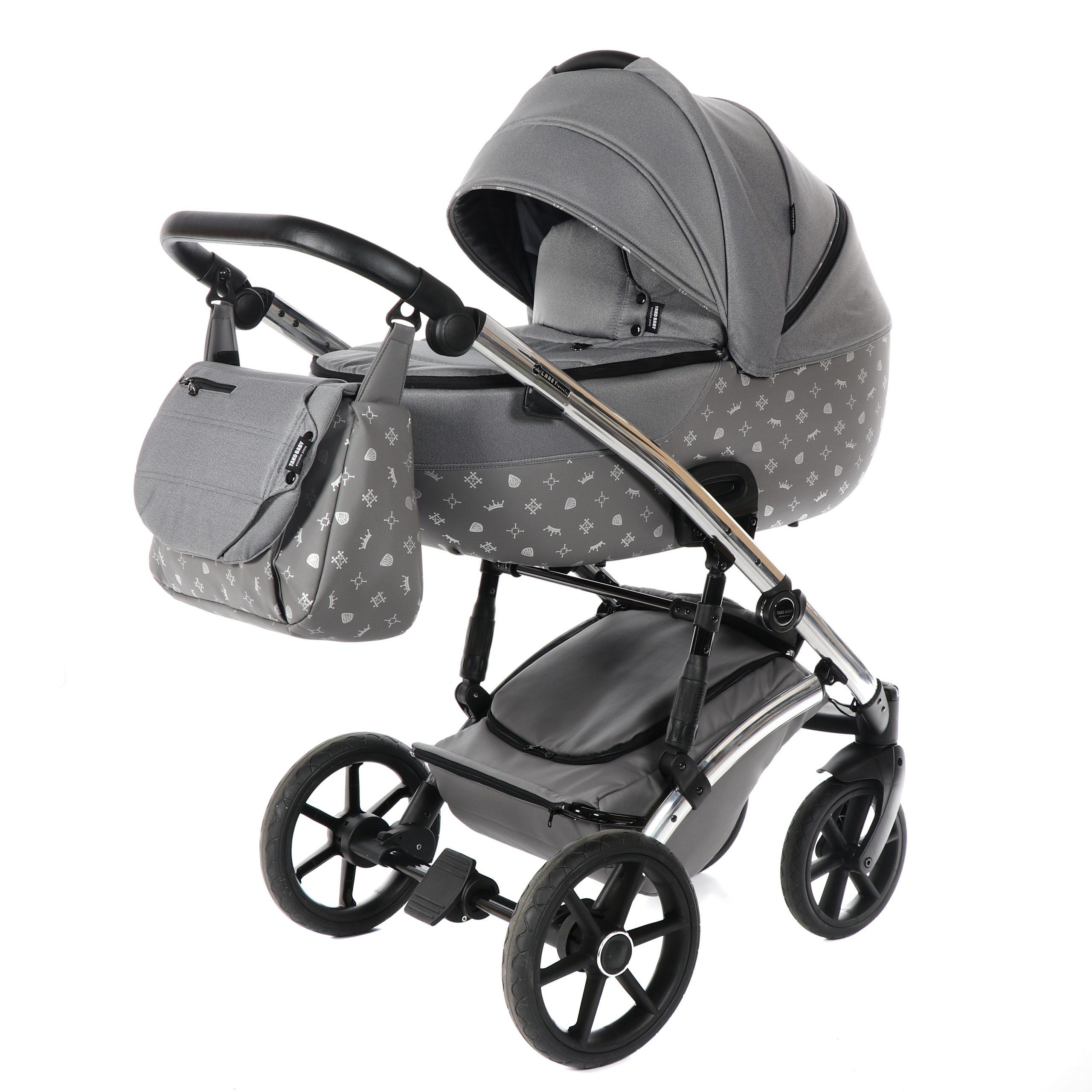 Tako Baby Laret Imperial Grey 03 – Carucior 3in1
