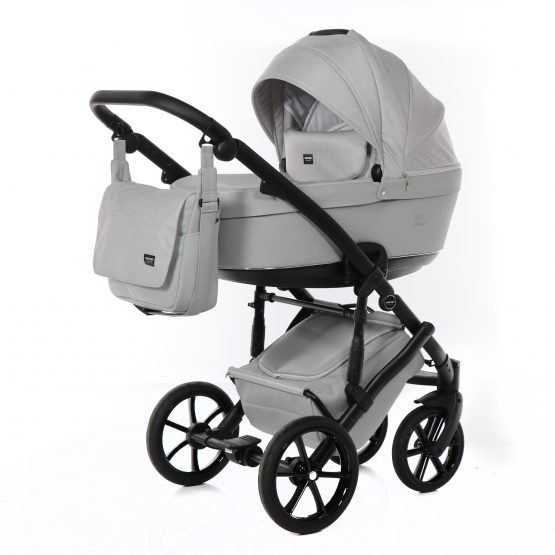 Tako Baby Corona Light Grey 01 – Carucior 3 in 1