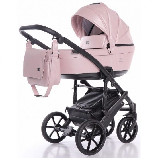 Carucior 3in1 Corona Eco 01 Rose Tako Baby