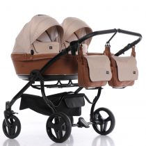 Carucior Gemeni 3in1 Corona Light 03 Brown Duo