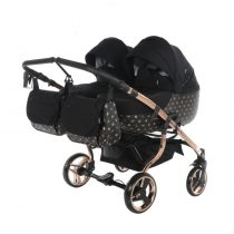 Carucior Gemeni 3in1 Laret Imperial 04 Black Copper