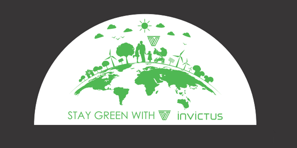 stay green invictus
