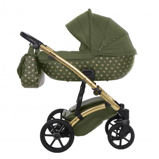 Tako Baby Laret Imperial Green 07 – Carucior 3 in 1