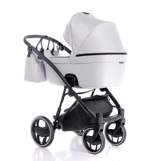 Invictus V 2.0 Light Grey 01 – Carucior 3 in 1 Tako Baby