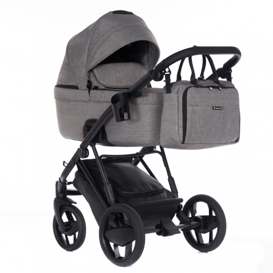 Invictus V 2.0  Dark Grey 02 – Carucior 3 in 1 Tako Baby
