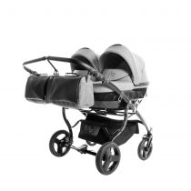 Carucior Gemeni Junama Diamond 07 Grey Duo 3 in 1