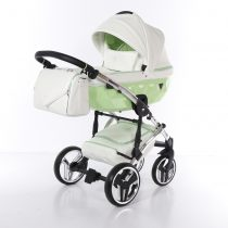 Junama Candy 04 Mint Green - Carucior 3 in 1