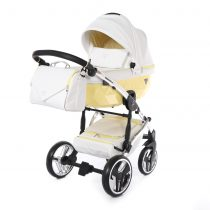 Junama Candy 03 yellow - Carucior 3 in 1