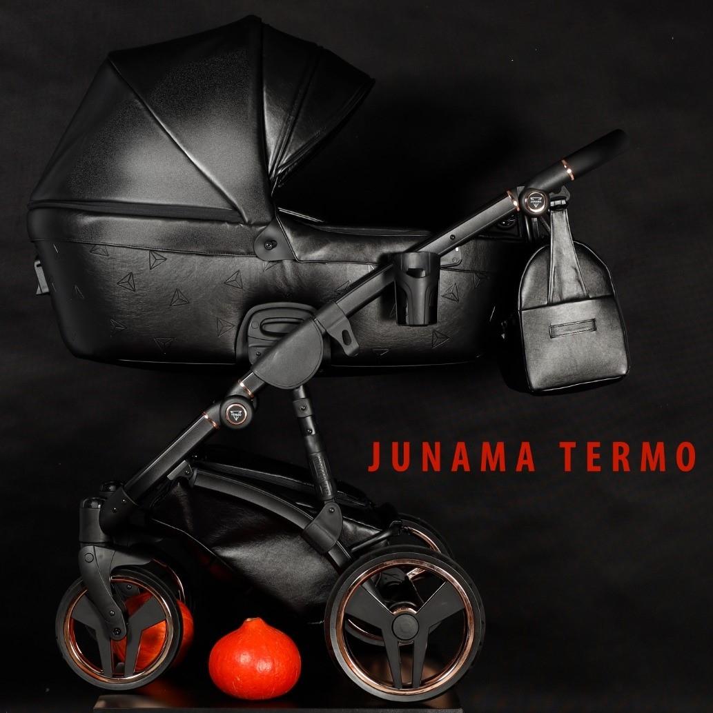 Junama Termo 01 Black – Carucior 3 in 1