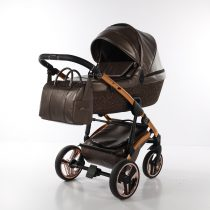 Junama Gliiter 07 Brown - Carucior 3 in 1