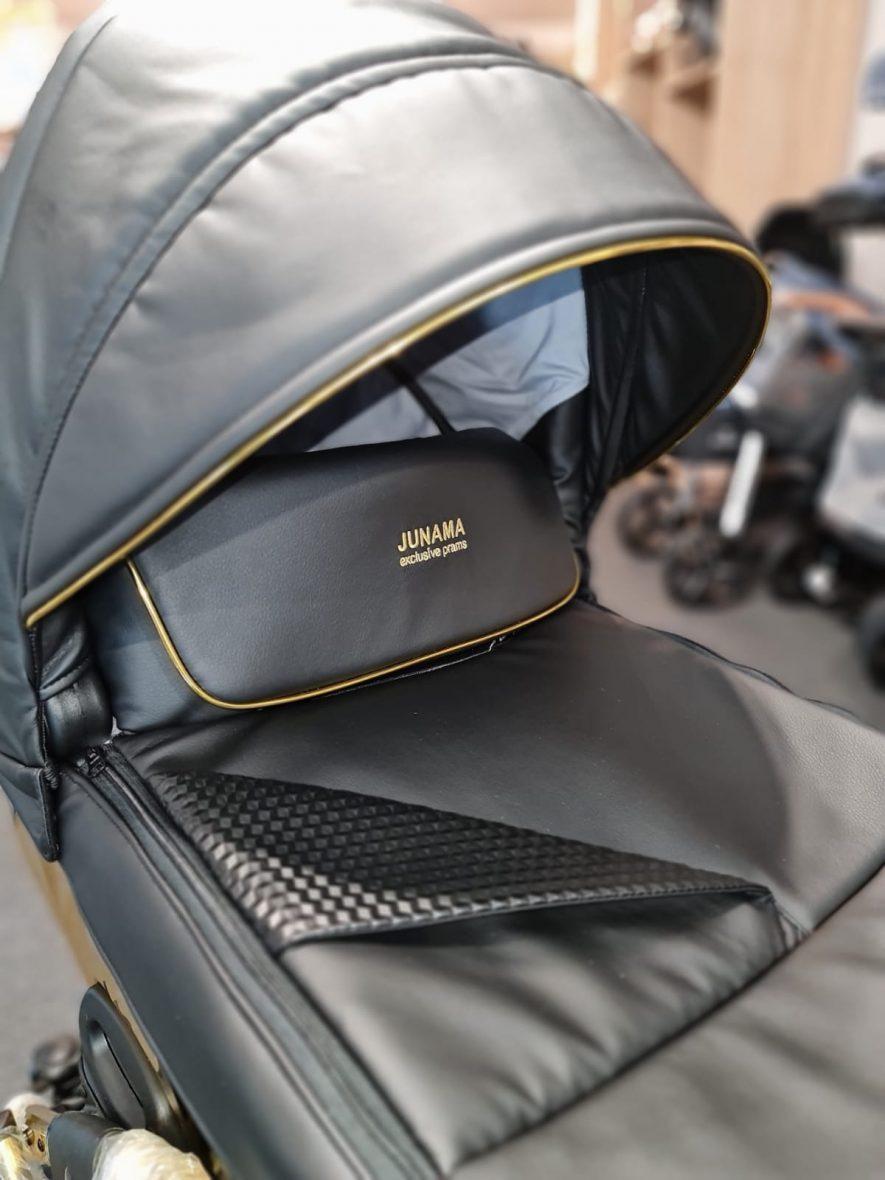 Junama Special Eco Black 04 Fluo Gold 6