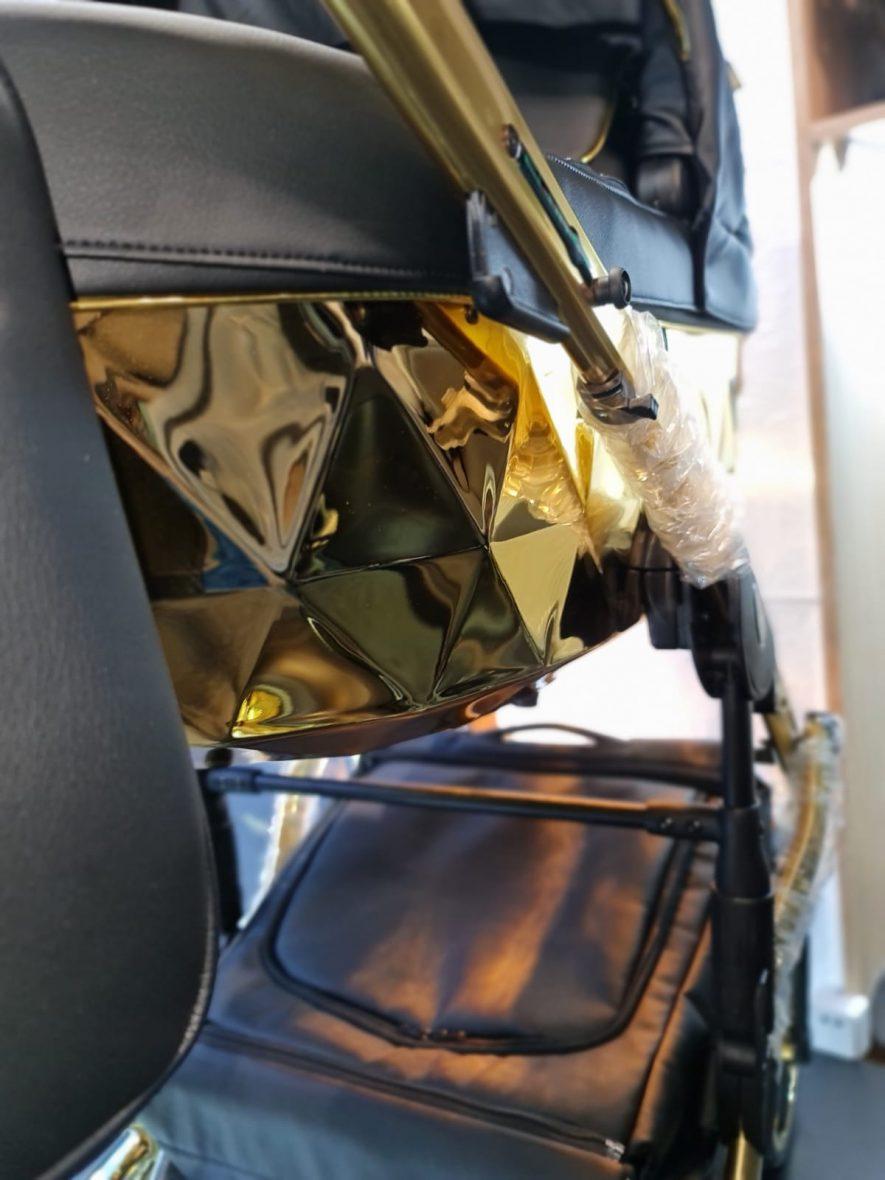 Junama Special Eco Black 04 Fluo Gold 7